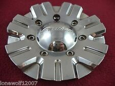 Panther Wheels Chrome Custom Wheel Center Cap # F109-18 / EMR-247 (1 CAP)