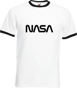 NASA T SHIRT, ASTRONAUT, SPACE, ISS, GEEK, RETRO, ALL SIZES,