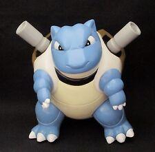 "Nintendo Pokemon Blastoise Squirter Water 4"" Figure Toy Hasbro 2000"