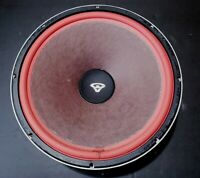 "15"" Cerwin Vega 15W3 - Authentic 4ohm Woofer 3"" Coil - Working Used"