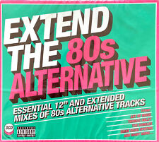 "Compilation ‎3xCD Extend The 80s Alternative (Essential 12"" And Extended Mixes O"