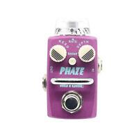Hotone Skyline Phaze Dual-Mode Analog Phaser Guitar Effects Pedal SPH-1