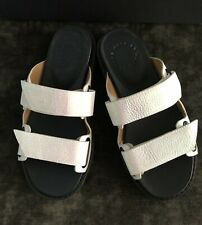 Marc By Marc Jacobs Black & Pearl Sandals, Size EU 35US, US 5 NEW In Box