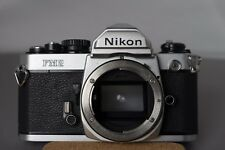 Nikon FM2 35 mm SLR Film Camera Body Only