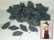 Robin Hood Hats for Small Dolls - Dozens of Hats! Wholesale Lot, Factory