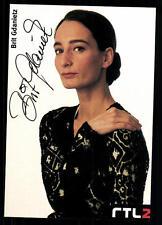 Brit Gdanietz RTL II Autogrammkarte Original Signiert ## BC 25760