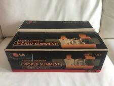 LG lv4981 VHS-Video Recorder 6-Testa Nuovo Incl. OVP NEW, 2 ANNI GARANZIA