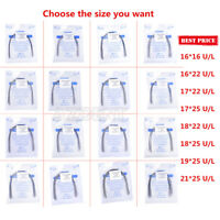 16 Models Dental Orthodontic Stainless Steel Rectangular Arch Wires Nature Form