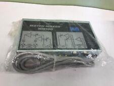 PRO ATI MM100 MATCH MAKER XLR to RCA / RCA to XLR w/ LEVEL CONTROL