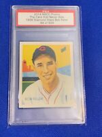 2014 NSCC Promo The Card That Never Was Bob Feller PSA SLAB 94/500 HALL OF FAME