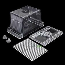 Aquarium Fish Tank Breeding Breeder Isolation Box Hatchery Incubator