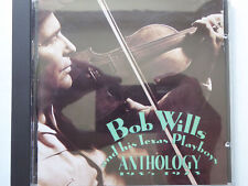 BOB WILLS & HIS TEXAS PLAYBOYS * Anthology (1935-1973) Disk One * NM (CD)