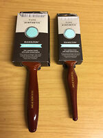 """Hamilton Perfection Pure Synthetic Bristle Paint Brush Set 1x 2"""" and 3"""""""