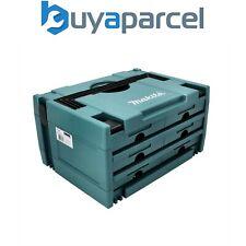 Makita P-84333 MAKPAC 6 ferramenta de conector de empilhamento de Gaveta Case tipo 3 + 6 Desenha