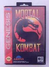 Mortal Kombat Complete Sega Genesis 1993 R14425