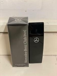 Mercedes Benz Club Black 3.4 oz Eau De Toilette Spray For Men