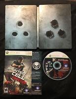 Tom Clancy's Splinter Cell Conviction Collector's Edition — CIB! (Xbox 360 2010)