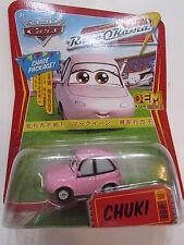 DISNEY PIXAR THE WORLD OF CARS CHASE  RACE O RAMA  OEM NEWS JAPANESE - CHUKI #90
