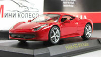 Ferrari 458 Italia New Ferrari Collection Diecast Model 1:43 #3