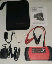 Schumacher 400A/ 270CCA Portable Vehicle Jump Starter & USB Backup Power Supply
