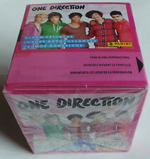 Panini Album Stickers Box Sealed - One Direction 1D