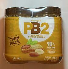 The Original PB2 Powdered Peanut Butter (twin pack 2-16oz)