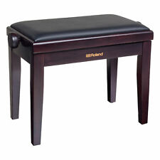 Roland RPB-200RW Piano Bench with Cushioned Seat - Rosewood
