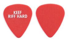 Rolling Stones Keith Richards Keef Riff Hard Guitar Pick 1989 Steel Wheels Tour