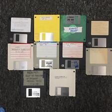 """Discport Pro Zevs Repair Disk Norton Ghost Boost Hermes 3.5"""" Floppy Disc Set"""
