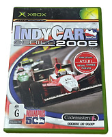 Indy Car Series 2005 XBOX Original PAL *Complete*
