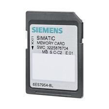 Siemens SIMATIC Memory Card 4MB - 6ES7954-8LC02-0AA0