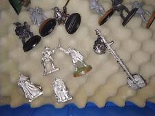 Lord of the Rings Lot Metal OOP Warhammer LOTR SDA Lotto Models Miniatures