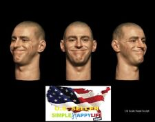 Facepoolfigure 1/6 Male Head Expression for 12'' figure HOT TOYS Coomodel ❶USA❶