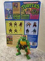 1988 Teenage Mutant Ninja Turtles Raph Tmnt Raphael Hard Head
