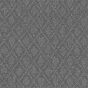 Poker Table Cloth Suited Grey Speed Cloth For Professional Tables 150cm x 100cm