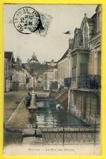CPA Superbe France 77 - PROVINS en 1904 (Seine et Marne) La Rue des MARAIS