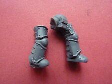 Space Marine Mark III (3) Power Armour LEGS (F) - Burning of Prospero
