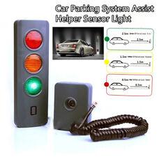 Home Garage Car Parking System Assist Helper Sensor Aid Guide Stop Light 3 LED