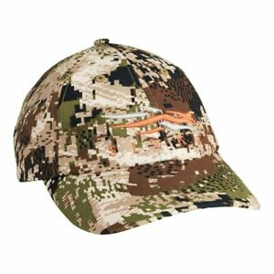 Sitka Gear Optifade Waterfowl Cap Hat, Subalpine - 90101-SA-OSFA