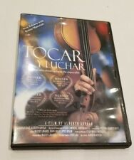 MUSIC DOCUMENTERY DVD: Tocar y Luchar (To Play and To Fight) 2006