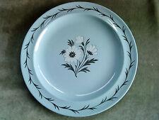 "Wedgwood of Etruria Barlaston Salad Plate  9""  'Aster' pattern blue"
