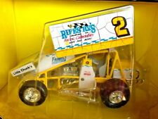 Racing Champions Scale Die-Cats #2 1:24 Sprint Car World Of Outlaws