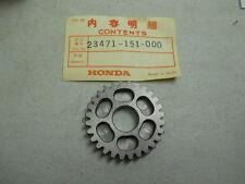 Honda NOS XL75, XL80, 1977-85, Gear (28T), # 23471-151-000   S-117