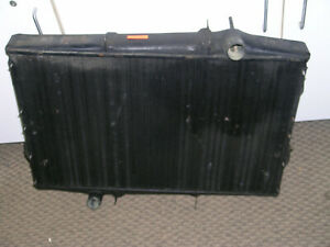 RADIATOR, ROLLS ROYCE SILVER SHADOW, BENTLEY T, MARSTON, RHD CARS