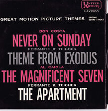 GREAT MOTION PICTURE THEMES Original Soundtracks EP