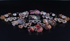 Lot Of 18 Pcs Moslim Islam Hejab Hijab Abaya Head Scarf Shayla Heart Safety Pins