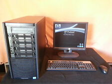 HP Proliant ML350 G6 Bi-Processeur 8 Cores Intel Xeon E5606 2.13GHz