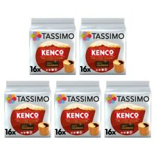 Tassimo Kenco Colombian Pack of 5 (Total of 80 Coffee Pods)
