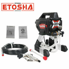 ETOSHA Electric Airless Paint Sprayer With Spray Gun High Pressure Hose 2900PSI