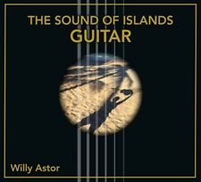 Willy Astor the sound of Islands-Guitar CD NUOVO